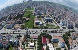 Samsun Büyükşehir'den 15.2 milyon TL'ye satılık arsa!