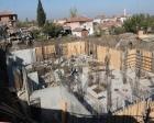 Manyas yurt inşaatı tehlike saçıyor!