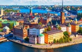 İsveç'te ev fiyatları Ocak'ta arttı!