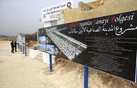 Bab 1. Organize Sanayi Bölgesi inşaatı