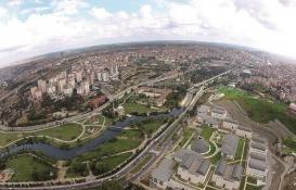 İBB'den Çeliktepe'de 10.1 milyon TL'ye satılık arsa!