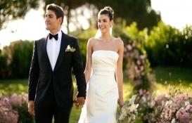 Mimar Hakan Kıran'ın kızı Dilara Kıran ve Sinan Sevim evlendi!