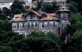 Büyükada'daki Hacopulos Köşkü restore edilecek!