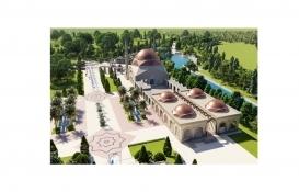 Şanlıurfa Büyükşehir'e yeni külliye inşa ediliyor!