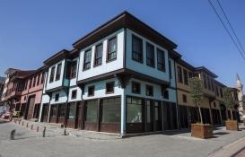 Bursa Büyükşehir Tarihi Eskişehir Han Oteli'ni satacak!