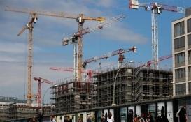 Avro Bölgesi'nde inşaat üretimi Şubat ayında düştü!