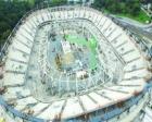 Vodafone Arena'da çatı çelik iskeleti yerine kaldırılıyor!
