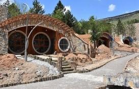 Hobbit Köyü Sivas'ta hizmete açıldı!