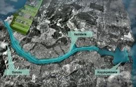 Kanal İstanbul projesinin 1. Etabının 1/5000 ve 1/1000 Ölçekli imar planı askıya çıktı!