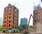 Çin'de 7 yıldır yıkılamayan bina için anlaşma sağlandı!