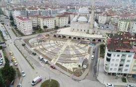 Ordu Ulucami Meydan ve Otopark projesi tamamlanıyor!
