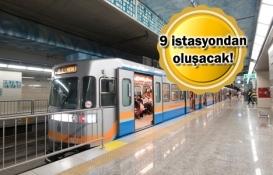 Gayrettepe-İstanbul Havalimanı Metro Hattı nereden geçecek?