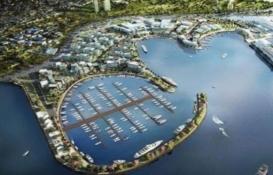 Zeytinburnu'na mega yat limanı projesi geliyor!