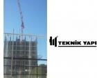 Teknik Yapı Yıldızlı Bahçe Bahçeşehir'de yükseliyor!
