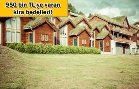 Türkiye'nin en pahalı kiralık evleri!