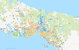 İstanbul toplanma alanları listesi 2020!