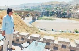 Hasankeyf'teki tarihi yapılar yeni yerlerine taşınıyor!