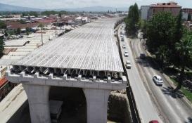 Manisa Köprülü Kavşak projesi 29 Ekim'de tamam!
