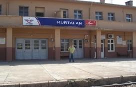 TCDD, Siirt'teki Kurtalan İstasyon sahasını kiraya veriyor!