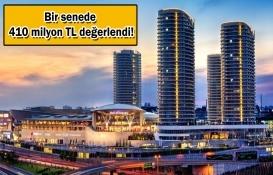 Mall of İstanbul AVM'nin piyasa değeri ne kadar?