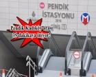Kartal-Pendik-Tavşantepe Metrosu yarın açılıyor!