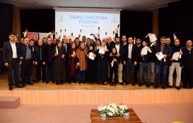 Sancaktepe'de vatandaşlar tapularına kavuştu!