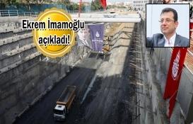 Çekmeköy-Sancaktepe Şehir Hastanesi Metrosu 2022'de tamamlanacak!