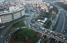 İstanbul'daki 1.8 milyarlık yol ve kavşak ihalesi iptal!