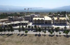 PAÜ Fizik Tedavi ve Rehabilitasyon Hastanesi 2019'da bitecek!