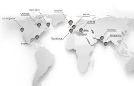 Nef Global dünyaya açılıyor!