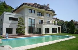 Beykoz Acarkent Sitesi'nde 8.4 milyon TL'ye icradan satılık villa!