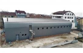 Kocaeli Orhangazi Spor Salonu'nda son viraja girildi!