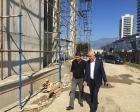 İskenderun Sahil Cami inşaatında son durum!