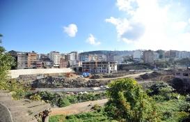 Trabzon Cudibey İlköğretim Okulu'nun kaba inşaatı tamamlandı!