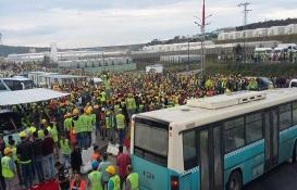 3. havalimanı inşaatında üç işçi daha tutuklandı!