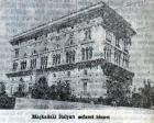 1948 yılında İtalyan sefareti binası tütün deposu olacak!