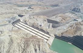 Silvan Barajı'nın yüzde 56'sı tamam!
