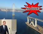 İzmit Körfez Geçişi Köprüsü 2 ay içinde açılacak!