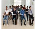 Çorum'daki inşaat işçilerine Mesleki Yeterlilik Belgesi verildi!