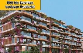 DAP YAPI Garden Hills ön talep topluyor! Yeni proje!