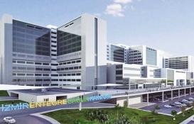 Bayraklı Şehir Hastanesi tamamlanıyor!