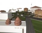 Düzce Konuralp Tarihi Kent Meydanı görücüye çıkıyor!