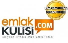 Emlakkulisi.com Mart'ta 9 milyon ziyaret aldı!