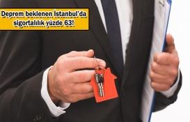 Türkiye'de her iki konuttan birinin deprem sigortası yok!