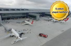 THY, İstanbul Havalimanı ile atağa kalkacak!