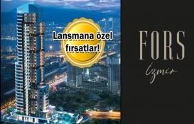 Fors İzmir ön talep topluyor! Yeni proje!