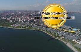 Kanal İstanbul'a özel