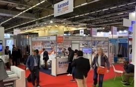 Karmod Paris'te Uluslararası İnşaat Endüstrisi Fuarı'na katıldı!