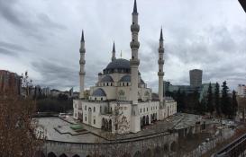 Namazgah Cami yıl sonu ibadete açılacak!