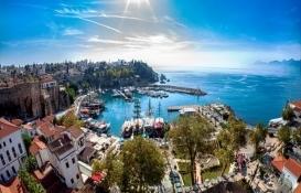 Antalya'da oteller dolunca, evlere talep arttı!